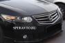 Реснички на фары для Honda Accord VIII 2008-2010 г.в.