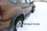 Расширители колесных арок (широкие) для Renault Duster 2010-...г.в.