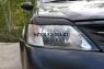 Реснички РА на передние фары для Renault Logan 2004-2010 г.в.