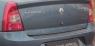 Накладка на бампер задний для Renault Logan 2004-2010 г.в.