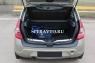 Накладка на бампер задний (верхняя часть) для Renault Sandero 2009-2013 г.в.