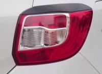 Реснички на задние фонари для Renault Sandero 2014-...г.в.