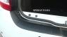 Накладка на бампер задний (верхняя часть) для Renault Sandero 2014-...г.в.