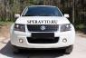 Реснички на передние фары для Suzuki Grand Vitara 2008-...г.в.