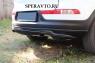 Аэродинамический обвес для KIA Sportage 2010-2013; 2014-...г.в.