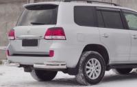 Реснички на задние фонари для Toyota Land Cruiser 200 2007-2011 г.в.
