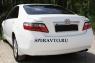 Реснички на задние фонари для Toyota Camry V40 2009-2011 г.в.