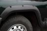 Расширители колесных арок с молдингами на двери для Uaz Hunter 2003-...г.в.