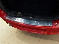 Накладка из нержавеющей стали на бампер задний (верхняя часть) для BMW 1 E81\E87 2004-2012 г.в.