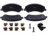 Тормозные колодки передние для Ford Transit 2006-...г.в.