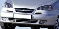 Решётка радиатора для Chevrolet Rezzo 2005-...г.в.