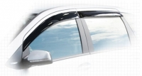 Дефлекторы окон (ветровики) для Mercedes-Benz A Class (1997-2004 г.в.)