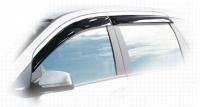 Дефлекторы окон (ветровики) для Mercedes-Benz A Class (2004-... г.в.) 5 дверный