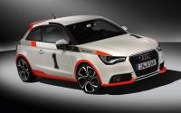 Аэродинамический обвес ATS для Audi A1 2010-...г.в.