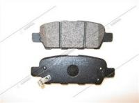 Тормозные колодки задние для Nissan X-Trail II (2007-...)