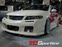 Аэродинамический обвес Sportline для Honda Accord 2002 - 2007 г.в.