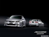 Аэродинамический обвес Mugen для Honda Accord 2002 - 2007 г.в.