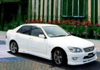 Аэродинамический обвес Euro U для Toyota Altezza is200 1998-2005 г.в. седан