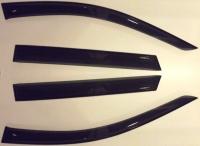 Ветровики (дефлекторы окон) для Citroen C5 II (2008-... г.в.) универсал