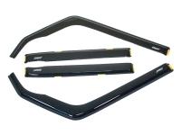 Дефлекторы боковых окон накладные (ветровики) на ВАЗ 2106
