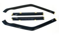 Дефлекторы окон (ветровики) на ВАЗ 2110