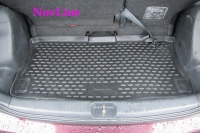 Коврик в багажник для Toyota BB I 2000-2005 г.в. правый руль
