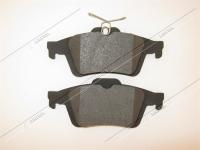 Тормозные колодки задние для Ford Focus III 2011-... г.в.
