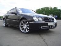 Бампер передний в стиле F1 для Mercedes Benz CL-class W215 2000-2006 г.в.