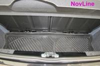 Коврик в багажник для Citroen C1 2010-...г.в. хэтчбек