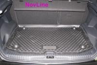 Коврик в багажник для Citroen C3 Picasso 2009-...г.в.