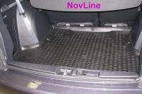 Коврик в багажник для Citroen C-Crosser 2007-...г.в.