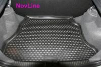 Коврик в багажник для Chery Bonus \ A13 2011-...г.в. хэтчбек