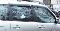 Дефлекторы окон (ветровики) для Chevrolet Niva