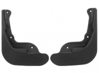 Брызговики передние для Citroen C4 II 2010-...г.в. 5дв. хэтчбек