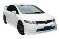 Аэродинамический обвес (сток стайл) для Honda Civic VIII 2006 - 2010 г.в. седан (американец)