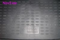 Коврик в багажник для Toyota Corolla 2001-2007 г.в. хэтчбек