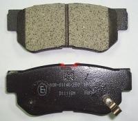 Тормозные колодки задние для Hyundai Tucson (2004-2010)