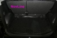 Коврик в багажник для Daihatsu Terios 2006-...г.в.