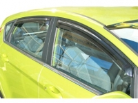 Дефлекторы окон (ветровики) для Ford Fiesta VI (2009-... г.в.) 5 дверей