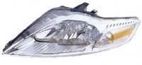 Передняя левая фара (фонарь) для Ford Mondeo (2007-2010 г.в.)