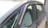 Дефлекторы окон (ветровики) для Ford S-Max (2006-2010 г.в.)