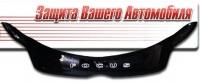 Дефлектор капота для Ford Focus 3 шелкография