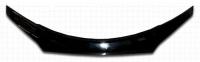 Дефлектор капота для Ford Mondeo (2005 г.в.) шелкография