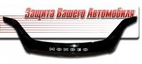 Дефлектор капота для Ford Mondeo (2007 г.в.) шелкография