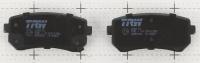 Тормозные колодки задние для KIA Ceed I (2006-2012)