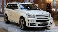 Аэродинамический обвес Brabus Widestar для Mercedes Benz GL-class X164 2006-...г.в.