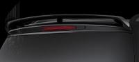Спойлер на багажник в стиле Brabus для Mercedes Benz GL-class X164 2006-...г.в.