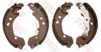 Тормозные колодки задние для Nissan Note (2004-2012)