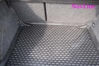 Коврик в багажник для Volkswagen Golf IV 1997-2005 г.в. хэтчбек