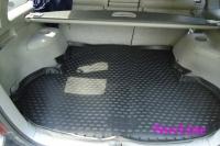 Коврик в багажник для Toyota Highlander I 2001-2007 г.в.